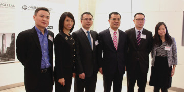 CFAA Past Event: Chinese New Year Reception – The Rise in China Overseas Investment in the U.S.  中美跨境投资