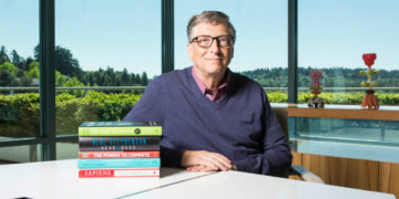 CFAA Spotlight | Bill Gates' Must-Read Books For 2016