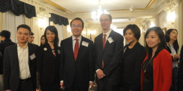 CFAA Past Event: Chinese New Year Reception – The Future of China-US Relations in the Trump Era